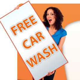 Purchase Anything Online Get A Free Bronze Wash!